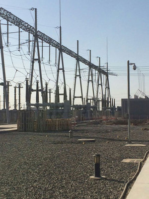 Case of Electrical Substation